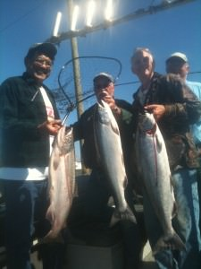King Salmon on the Columbia River