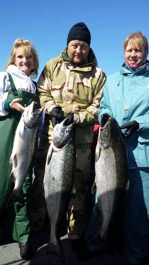 Portland, Oregon Fishing Guide | Washington Too! - Marvins